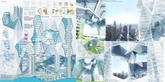 Vertical Cities: 12 Towers Take Urban Density to the Skies
