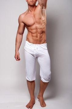 men's yoga capri pants | Home > Men's Underwear and Clothing > Workout Clothes