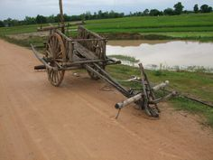 Bullock cart Rustic Industrial, Modern Rustic, Bullock Cart, Look Office, People Of The World, My Collection, Archetypes, India Travel, Cannon
