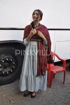 Sonam Kapoor's Neerja Promotions On in Full-Swing | PINKVILLA