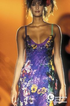 Gianni Versace, Autumn-Winter 1993, Couture