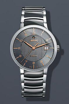 Rado Centrix L Automatic Pic Code, Exterior Cladding, Rado, Omega Watch, Rolex Watches, Ceramics, Accessories, Clocks, Steel
