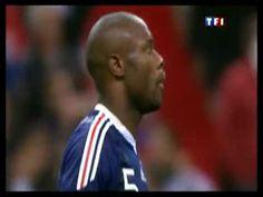 Francia - Irlanda - Clamoroso goal per la qualificazione al mondiale