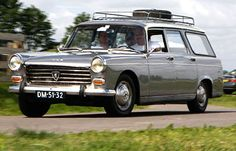 Peugeot 404 Wagon.  Mel and I drove a '68 Peugeot 404 wagon (grey) cross country.  It was great fun!  Sold it later while in Chicago.