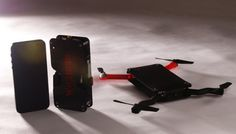 Anura, A Smartphone-Controlled Drone That Is Small Enough to Fit in a Pocket