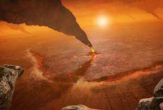 Carl Sagan, Cosmos, Tectonique Des Plaques, Venus Images, Atlantis, Erupting Volcano, Astronomy Pictures, Les Continents, Plate Tectonics