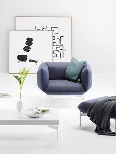 Dieser Originelle Sessel Wird Vis A Vis Genannt Und Passt Hervorragend In  Eine Moderne