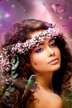 Natures beauty animation I made 🌳💐🦋 images videos Natures beauty animation I made 🌳💐🦋 Fantasy Art Women, Beautiful Fantasy Art, Beautiful Gif, Angel Pictures, Love Pictures, Foto Gift, Good Morning Animation, Beautiful Women Videos, Love Heart Images