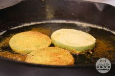 Fail proof fried green tomato recipe