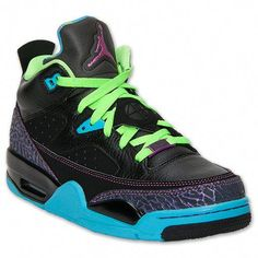 best sneakers 6cf86 3efce Men s Jordan Son of Mars Black Pink Gamma Blue Purple  basketballsneakers  Jordan