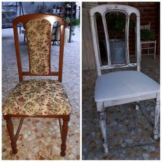Dining Chairs, Shabby Chic, Furniture, Home Decor, Dinner Chairs, Chic, Homemade Home Decor, Dining Chair, Home Furnishings