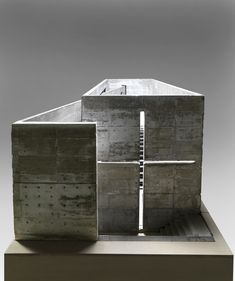 Tadao Ando | Maquette 1987 - 1989