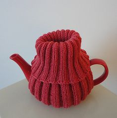 Knit, but could be copied in crochet.