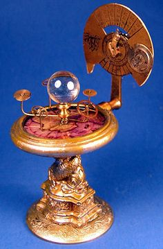 Orrery by Mike Barbour