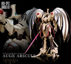 1/100 scale High Spec Garage Kit AUGE ARSCULS