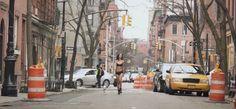 Emily Ratajkowski en lingerie pour la campagne DKNY printemps-été 2017