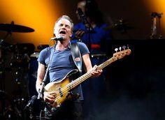 Sting and Peter Gabriel: Rock Paper Scissors Tour at the BB&T Pavilion, June 26, 2016 - Photo Gallery - NJ.com