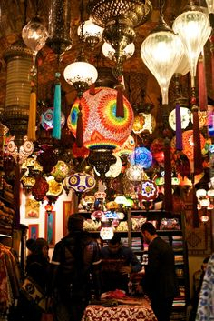 From The Carrie Source: Grand Bazaar Istanbul