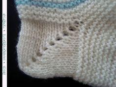 Este passo a passo eu fiz ainda no antigo endereço do meu blog. Esta receita de meias é bem fácil, e as fotos ajudam a entender como elas...