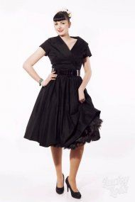 Birdie Dress Black 130 eu