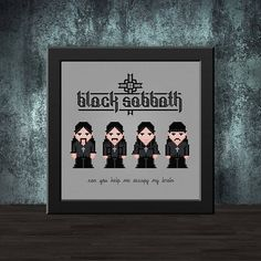 Black Sabbath Cross