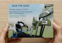 Save the date! August 18, 2014 3rd Annual Think Humanity Golf Tournament.