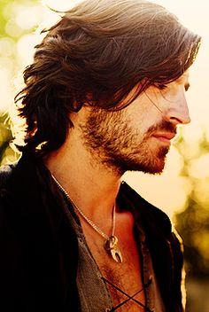 """Two sides, same coin. Eoin Macken, you are handsome. And you play Gwaine in """"Merlin."""" You may be close to perfect because of those two facts."""