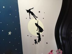 Peter Pan Nursery - Over Crib