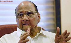 Nitin Gadkari has good relations with leaders across parties: Sharad Pawar