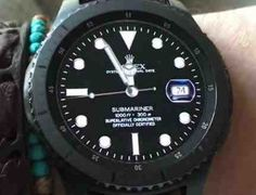 Rolex Submariner su Samsung Gear S3 | Allmobileworld.it