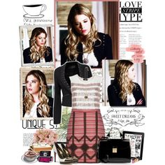 """Hanna Marin style"" by mery90 on Polyvore"