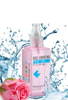 The soothing, gentle cleansing properties of Rose have a softening and refining effect on skin. Use it anytime of the day whenever you need a quick touch of beauty: As a toner – spray it on clean face to tighten pores and refresh your skin. To moisten a mask –Can be used instead of water to moisten a face mask. To soothe tired and puffy eyes – Spray on a good amount of rose water on cotton balls or pads then place it on the eyes