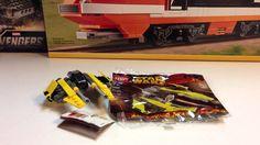 Lego Star Wars 6966 Mini Jedi Starfighter Polybag