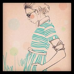 Mustafa Soydan Fashion Illustrations