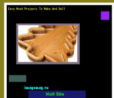 Easy Wood Projects For Scouts