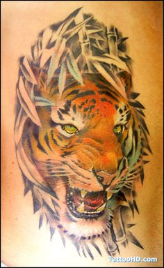 1000 ideas about tiger face tattoo on pinterest white for Tiger face in butterfly tattoo