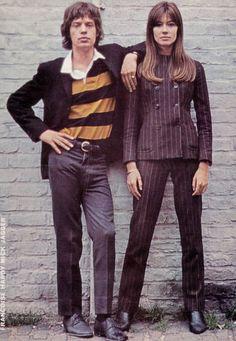 Jagger y Hardy.