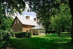 Greenwich Barn Home | Heritage Restorations