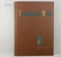 J 5678 LIBRO ENCICLOPEDIA MOTTA APPENDICE A Z DEL 1960 - http://www.okaffarefattofrascati.com/?product=j-5678-libro-enciclopedia-motta-appendice-a-z-del-1960