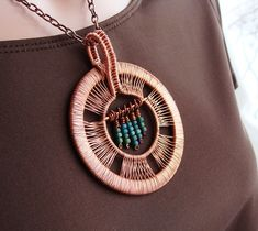 Sparkflight's Amazing Wire Jewelry and Sculptures - The Beading Gem's Journal