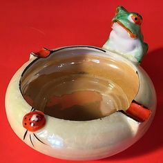 Pink Candle Holders, Lenox Crystal, Irish Coffee Mugs, Soup Bowl Set, Bamboo Tree, Vintage Ashtray, Pink Candles, Flower Frog, Ginger Jars