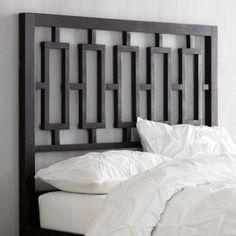 Moroccan inspired queen bedframe