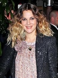 drew barrymore ombre - Google Search