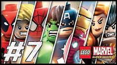 Lego Marvel Super Heroes odc 1 - YouTube