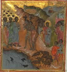 Walter Manuscript Casting demons into swine