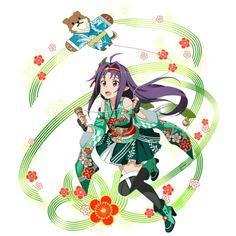 Yuuki New Year ~5 Wind
