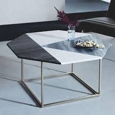 Image result for marble coffee table with gold base