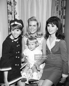 BEWITCHED - 'Witches And Warlocks Are My Favorite Thing' - Airdate: September 29, 1966. (Photo by ABC Photo Archives/ABC via Getty Images)