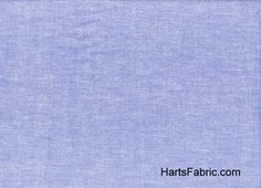 87% organic cotton 13% hemp chambray shirting fabric.  A chambray that is crosswoven with blue threads in the weft and white threads in the warp. This eco fabric has hemp in it making it durable and strong yet very soft and washable because of the organic cotton. Use this fabric to make a shirt, skirt, dress, quilt, pillowcase...   $15 #organic #cotton #eco