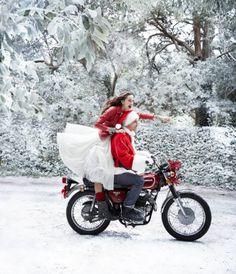 """""""Here comes Santa Claus, here comes Santa Claus, right down Santa Claus lane..."""" #LovePopHoliday"""